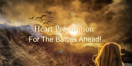 Hearts In Freedom! Preparation for The Battle! tickets