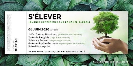 S'ÉLEVER: L'évènement de l'année en santé globale billets