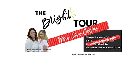 The Bright U.S. Tour comes to Pensacola Beach NOW ONLINE tickets