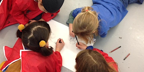 After School Art Classes 7-11 Year Old Monday 4-5.30pm  10 Weeks Term tickets