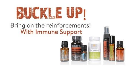 Essential Oils for Immune Support Workshop tickets
