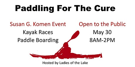 Paddling for the Cure tickets