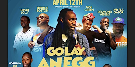 """GO LAY AN EGG"" URBAN COMEDY SHOW tickets"