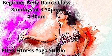 Beginner Belly Dance Class tickets