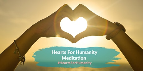 Synchronic Hearts For Humanity Meditation tickets