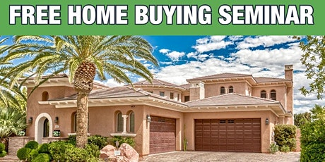 LEARN WHAT IT TAKES TO BUY A HOME IN LAS VEGAS (FREE WINE & PIZZA) tickets