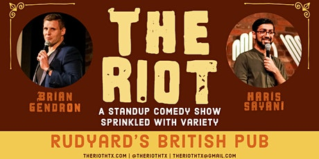 The Riot - A Standup Comedy & Variety Show Starring Keisha & The Queens tickets