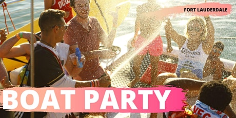#BOAT PARTY in FORT LAUDERDALE 2020 tickets