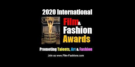 2020 International Film & Fashions Awards tickets