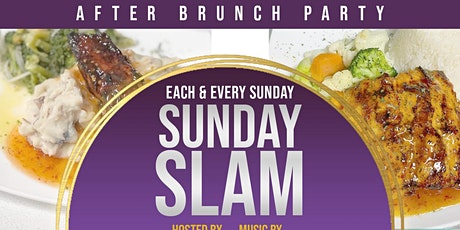 Sunday Slam Day Party tickets