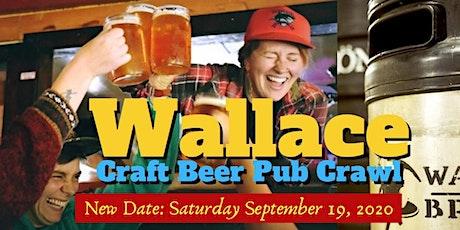 Wallace Craft Beer Pub Crawl tickets