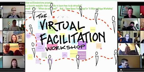 Virtual Facilitation Workshop tickets