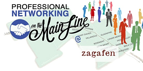 Professional Networking on the Main Line Live tickets