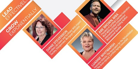 Healthy Wealthy & Wise Biz Connect April 2020 tickets
