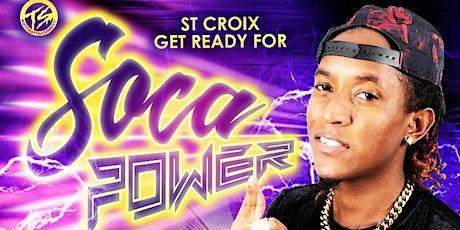 SOCA POWER tickets