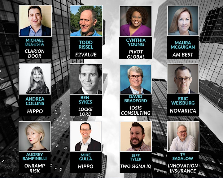 InsurTech NY Spring 2020 Conference: Transforming the Buying Experience image