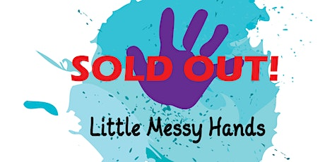 Little Messy Hands - Tasters tickets