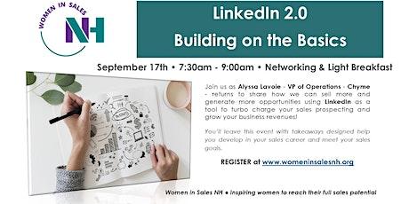 LinkedIn 2.0 - Building on the Basics tickets