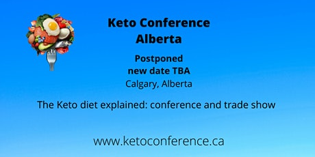 Keto Conference Alberta tickets