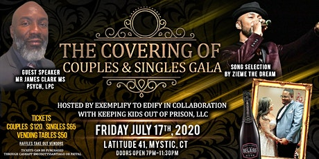 The Covering Of Couples Gala 2020 tickets