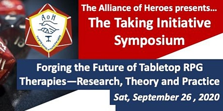 Taking Initiative Symposium: Forging the Future of Tabletop RPG Therapies tickets