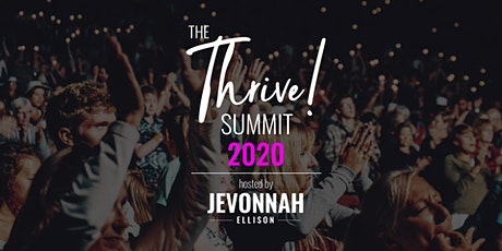 The 2021 Thrive Summit with Lady J tickets