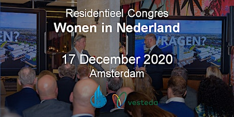 Wonen in Nederland - Residentieel Congres tickets