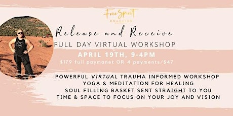 Virtual Full day Release & Receive Workshop tickets