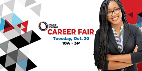 Employer Registration | Fall People of Color Career Fair | TUES. October 20 tickets