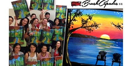 BYOB Painting: Learn to paint Summer's Eve! (04-21-2020 starts at 7:00 PM) tickets