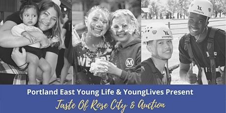 PEYL's Taste of Rose City Dinner & Auction tickets