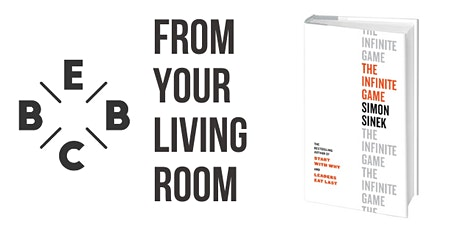 EBBC from your living room - The Infinite Game (Simon Sinek) Tickets