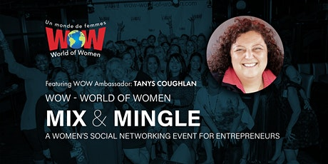 WOW Online Mix & Mingle | Growth tickets