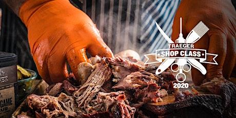 Traeger Shop Class With Luke Darnell - Feat. Pork & Ribs tickets
