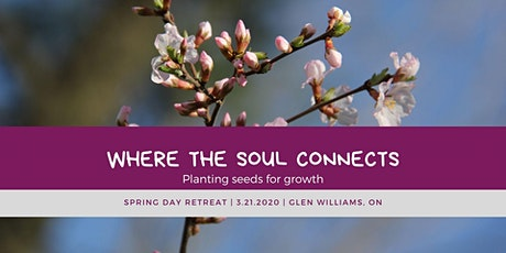 Where the Soul Connects Summer Day Retreat tickets