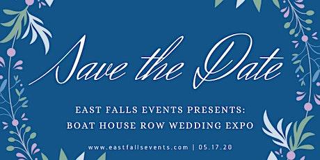 Boat House Row Bridal Expo tickets