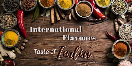 Taste of India ~ June 23 tickets