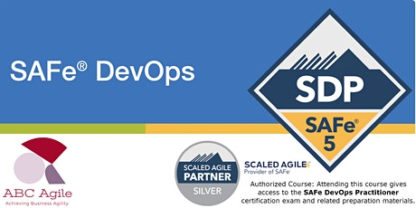 SAFe DevOps 5.0 Practitioner Certification (SDP) Hartford tickets