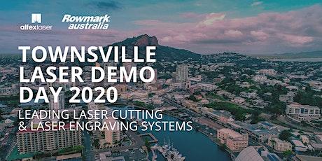 Townsville Laser Demo Day 2020 tickets