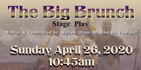 The Big Brunch Stage Play tickets