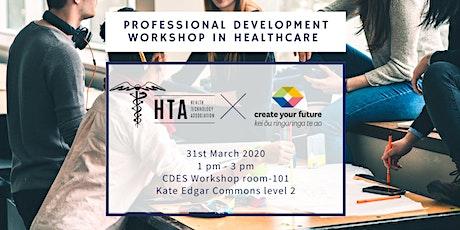 Healthcare Professional Development Workshop tickets