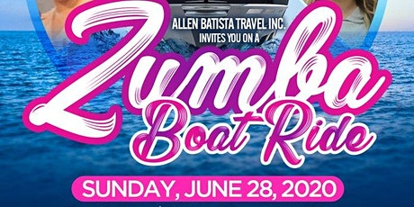 Zumba Boat Cruise tickets