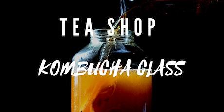 Tea Shop YYC: The Kombucha Class tickets
