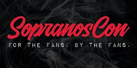 SopranosCon 2020 tickets