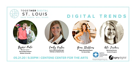 St. Louis Together Digital: Digital Trends 2020 tickets