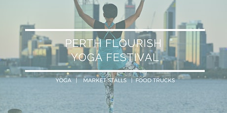 Perth Flourish Yoga Festival tickets