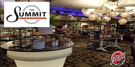 RelyLocal Networking Lunch at The Summit Restaurant tickets