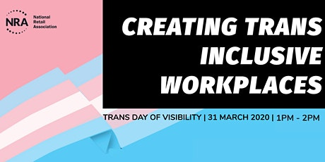FREE WEBCAST | Creating trans inclusive workplaces tickets
