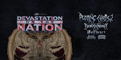 CANCELED: Devastation on the Nation Tour