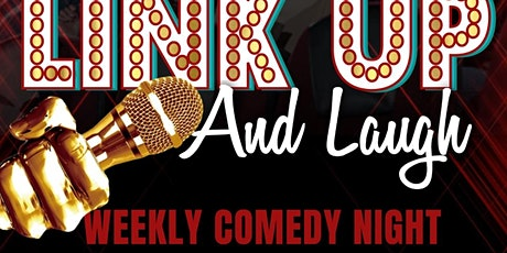Link Up And Laugh Comedy Show tickets